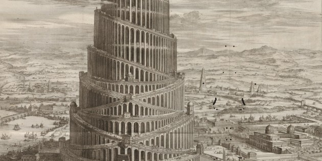 Grumpy Old Man - Tower of Babel